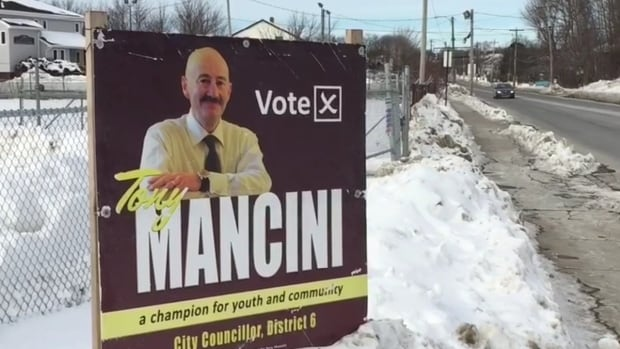 Mancini won the post with 1,475 votes beating out his closest rival Matt Spurway by 276 votes.