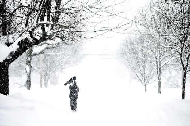 Big Snowstorm Pennsylvania