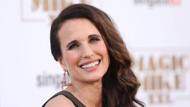 Andie MacDowell, seen here at the L.A. premiere of Magic Mike XXL in June 2015, learned that complaining about an airline on social media won't always get sympathy.