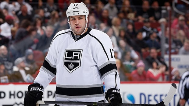 Milan Lucic will miss one game after being suspended for an incident against the Arizona Coyotes on Saturday.