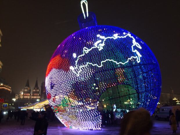 Moscow's Festival of Lights
