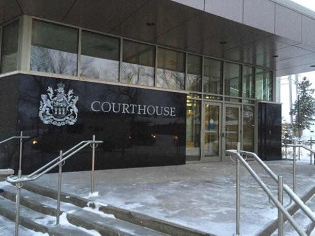 Meadow Lake Court House
