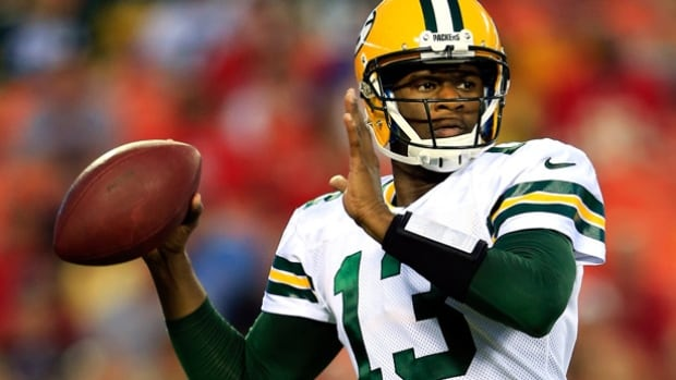 Former NFL quarterback Vince Young was arrested in Texas on charges of drunken driving. Young played six NFL seasons after starring at the University of Texas.