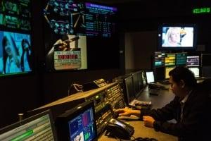 master control tv broadcast