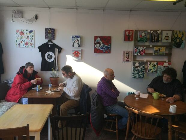 Darkside Gallery & Café
