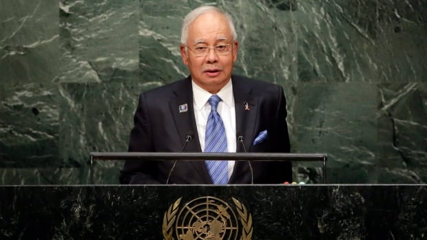 Prime Minister Najib Razak, seen in 2015 at United Nations headquarters, has weathered months of calls from opposition leaders and establishment figures to resign in light of the mysterious funds transfer.