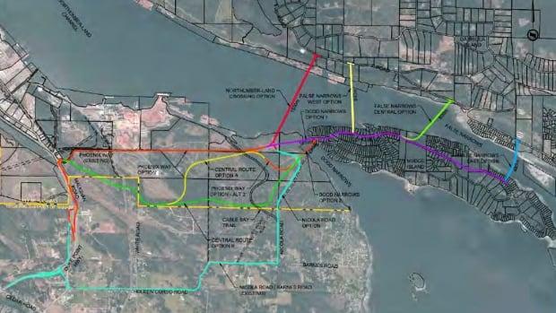 Vancouver Island Bridge Proposal