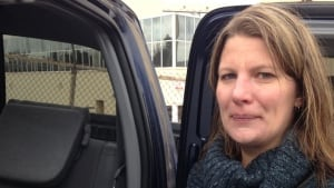 April Glendenning, one of up to 430 Picadilly mine employees losing jobs