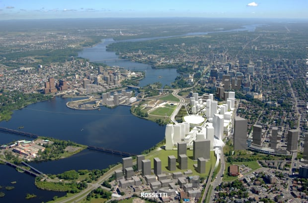 aerial - RendezVous LeBreton Group