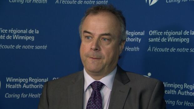 WRHA chief operating officer, Réal Cloutier apologized on Tuesday for the theft of 67 patient summaries taken from a nurse's parked car on Jan. 14, 2016.