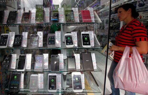 Cellphones smartphones store