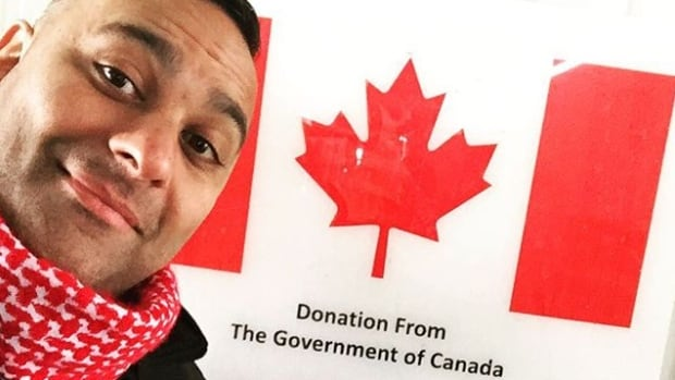 "Russell Peters says comedians are ""the truth-tellers in the world. We say what actually happens."" He weighed in on the Syrian refugee crisis following a visit to a camp in Jordan."
