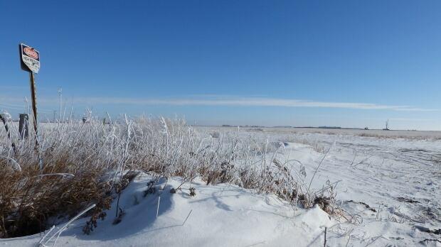 West Regina Bypass land