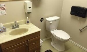 Washroom, Susan's Place
