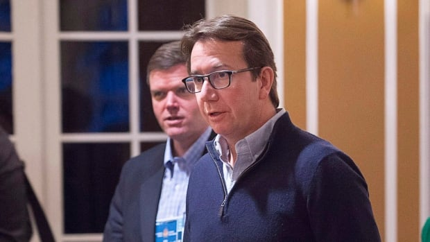 Treasury Board President Scott Brison, seen here at the Liberal cabinet retreat in St. Andrews, N.B. last week, is tasked with bringing the collective bargaining process with federal public service unions to a satisfactory conclusion.