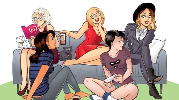 The Secret Loves of Geek Girls features a wide variety of female characters.