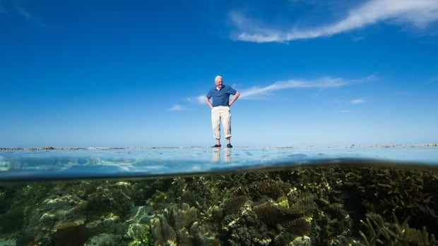 David Attenborough, best known for hosting BBC's Life series of natural history programmes, returns to the Great Barrier Reef off the coast of Australia that he first visited 60 years ago in a new 3-part series on CBC-TV