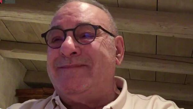 Mariano Orlando, who spoke to CBC via FaceTime from Zurich, said the American Airlines flight plunged several thousand feet without warning.