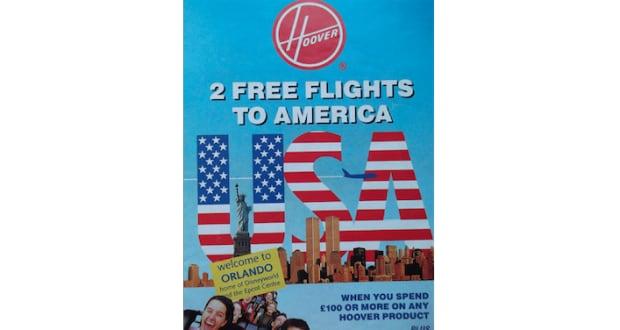 Hoover Promotion