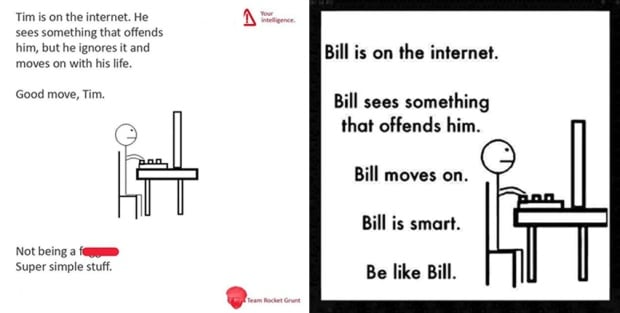 Be Like Bill KYM