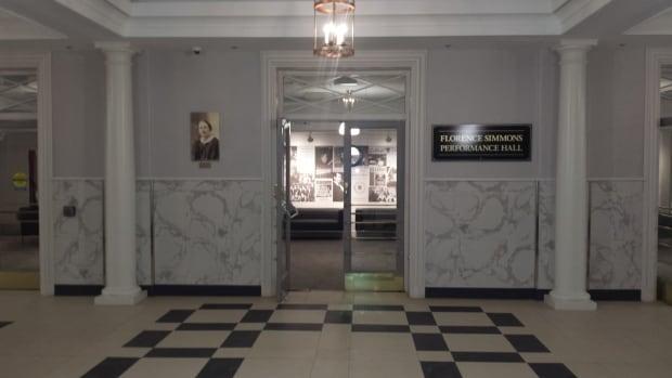 Florence Simmons Performance Hall