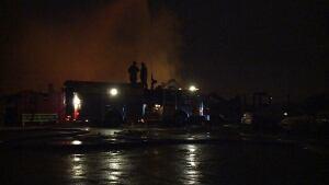 Delta Fire Loranda Stables barn fire