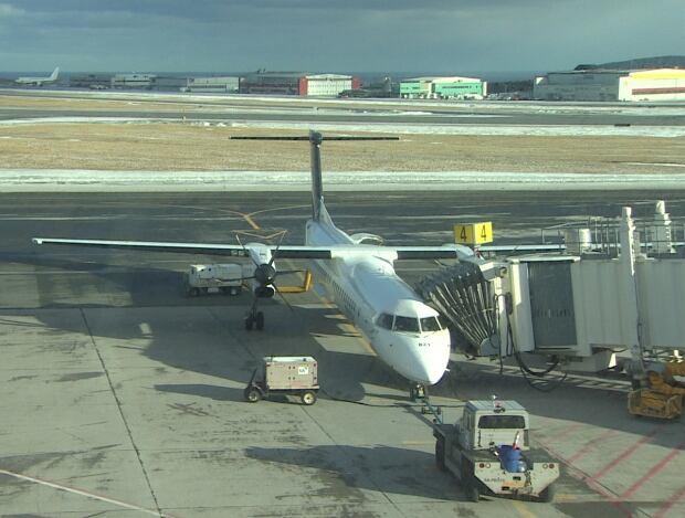 St. John's airport
