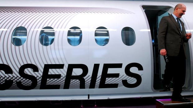 Bombardier is trying to bring its next generation of jets, known as the CSeries, to market.