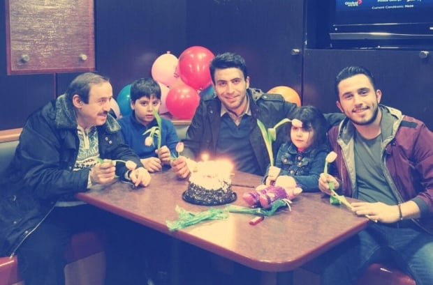 Yasin's birthday