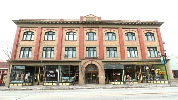 The main street of Inglewood — Calgary's oldest neighbourhood.
