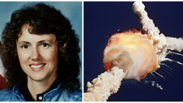 New Hampshire teacher Christa McAuliffe was aboard Space Shuttle Challenger on Jan. 28, 1986, when the vehicle exploded shortly after liftoff at the Kennedy Space Center. All seven members of the crew on board perished.