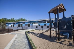 Cat Lake First Nation school