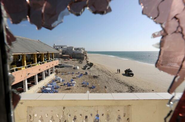 WIP Lido beach Mogadishu SOMALIA-attacks Jan 22 2016