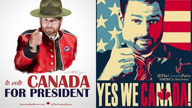A Vancouver comedy duo is poking fun at American politics with a YouTube video that shows why they think Canada is better than the U.S.