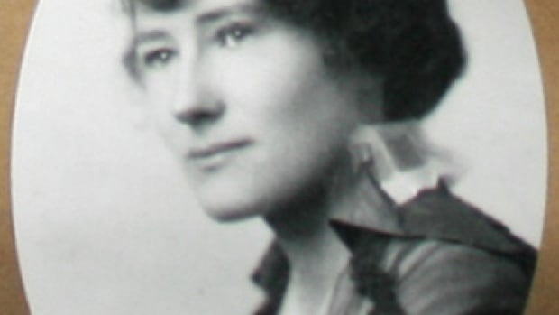 Gert Harding of Welsford was a member of the militant British group known as the Women's Social and Political Union, and remained a social advocate.