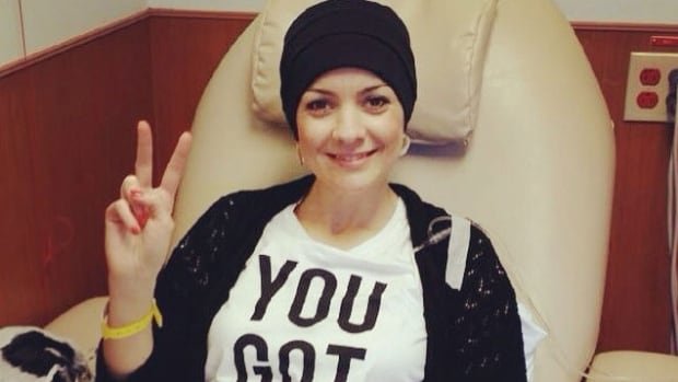 Deanna King, 36, of Saint John, who was diagnosed with breast cancer last March, died on Jan. 28.
