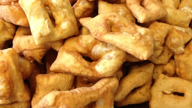 Light, fluffy and golden brown fried bannock is sometimes called frybread.