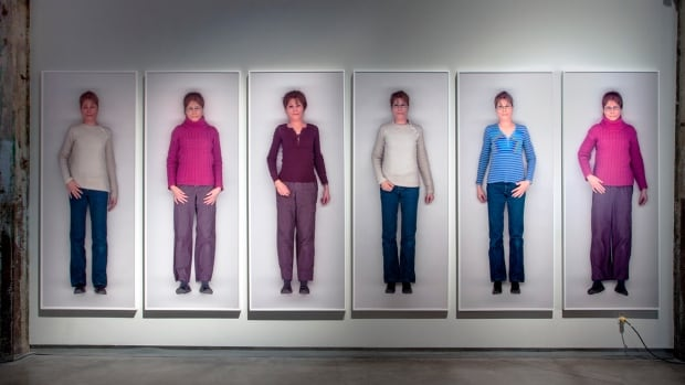 Visual artist Suzy Lake, creator of this 2013 image entitled Reduced Performing, is the latest winner of the Scotiabank Photography Prize.