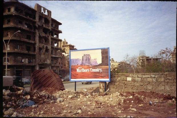 Jayce Salloum. Site's End, 1992.