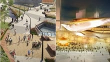 Canadensis vs. arena in Lebreton Bids - alternate