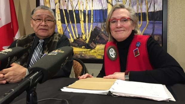 "'A lot of people felt they've been handling this on their own for a long time and now they're no longer alone,"" said Indigenous and Northern Affairs Minister Carolyn Bennett."