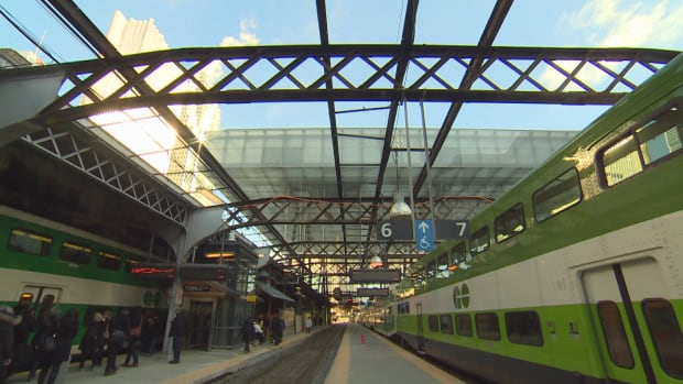 Design plans for the shed where GO trains stop at Union Station didn't take into account the size of electric-run trains. Experts must now consider what is the most cost-effective way to accommodate future trains in a way that causes the least possible inconvenience for riders.