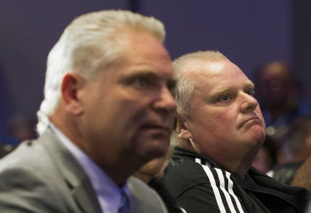 Toronto Rob Ford integrity commissioner complaint