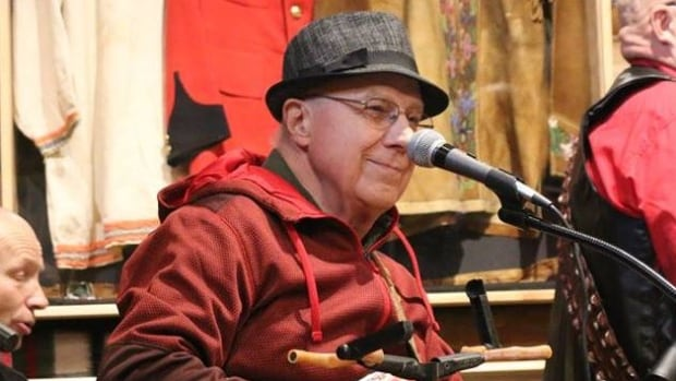 Still going strong. Hank Karr performing at the MacBride Museum in Whitehorse last August.
