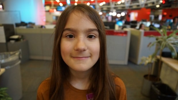 Maia Costea has entered her directorial debut in the Vancouver Short Film Festival. She is only nine years old.