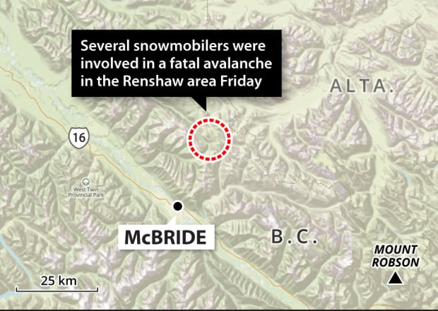 McBride Avalanche CP Graphic