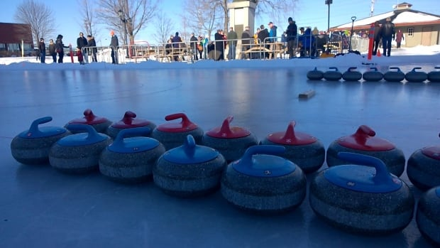 New Brunswick Craft Brewers Association hosted NB HopSpiel in Officers' Square Saturday to celebrate craft beer and curling.