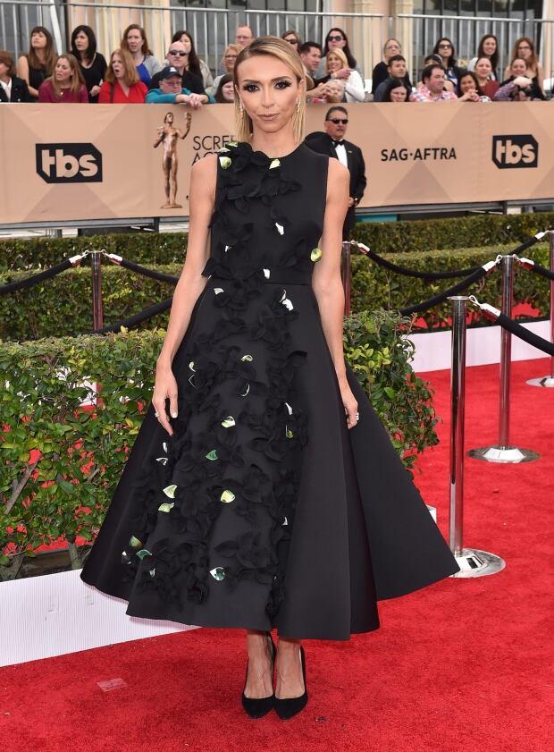 22nd Annual SAG Awards - Giuliana Rancic
