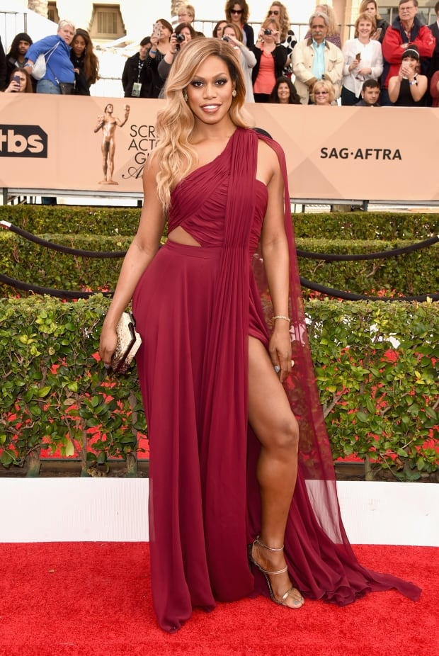 2016 screen actors guild awards red carpet a high fashion event arts