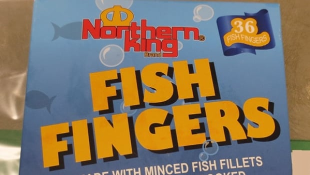 Northern King fish fingers are among the products being recalled. Others are Frozen King surimi chunks, Sura seafood pancakes and Mannarich Food fried fish balls.